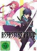 Cover-Bild zu Assassins Pride - DVD 2 von Aiura, Kazuya (Hrsg.)