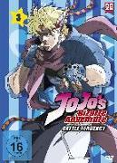 Cover-Bild zu Jojo's Bizarre Adventure - 1. Staffel - DVD 3 von Suzuki, Kenichi