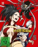 Cover-Bild zu My Hero Academia - 2. Staffel - DVD 5 von Nagasaki, Kenji (Hrsg.)
