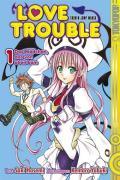 Cover-Bild zu Yabuki, Kentaro: Love Trouble 01