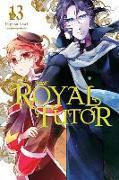 Cover-Bild zu Akai, Higasa: The Royal Tutor, Vol. 13