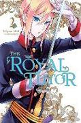 Cover-Bild zu Higasa Akai: THE ROYAL TUTOR, VOL. 2