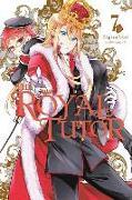 Cover-Bild zu Higasa Akai: The Royal Tutor, Vol. 7