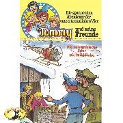 Cover-Bild zu Tommy und seine Freunde, Folge 5: Die verräterische Spur / Die Wilddiebe (Audio Download) von Brennicke, Helmut