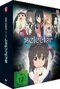Cover-Bild zu Okada, Mari: Selector Infected WIXOSS
