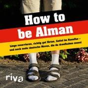 Cover-Bild zu How to be Alman