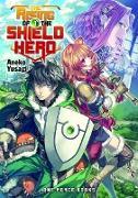 Cover-Bild zu Yusagi, Aneko: The Rising of the Shield Hero, Volume 1