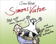 Cover-Bild zu Simons Katze - Bloß nicht zum Tierarzt von Tofield, Simon