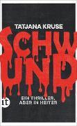 Cover-Bild zu Schwund von Kruse, Tatjana