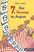 Cover-Bild zu Ludwig, Sabine: Der 7. Sonntag im August