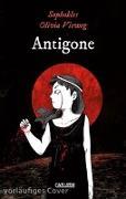 Cover-Bild zu Vieweg, Olivia: Die Unheimlichen: Antigone