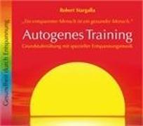 Cover-Bild zu Stargalla, Robert: Autogenes Training