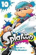 Cover-Bild zu Sankichi Hinodeya: Splatoon, Vol. 10