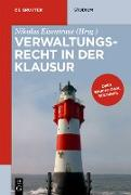 Cover-Bild zu Verwaltungsrecht in der Klausur (eBook) von Eisentraut, Nikolas (Hrsg.)
