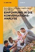 Cover-Bild zu Einführung in die Konversationsanalyse (eBook) von Birkner, Karin