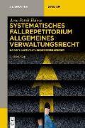 Cover-Bild zu Verwaltungsprozessrecht (VwGO) (eBook) von Heinze, Arne-Patrik