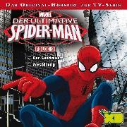 Cover-Bild zu Marvel - Der ultimative Spiderman - Folge 9 (Audio Download) von Bingenheimer, Gabriele