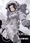 Cover-Bild zu Nihei, Tsutomu: Knights of Sidonia, Volume 6