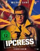 Cover-Bild zu Sidney J. Furie (Reg.): Ipcress - Streng geheim