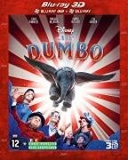 Cover-Bild zu Burton, Tim (Reg.): Dumbo - 3D+2D - LA (2 Disc)