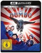 Cover-Bild zu Burton, Tim (Reg.): Dumbo - 4K+2D - LA (2 Disc)