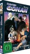 Cover-Bild zu Detektiv Conan - 13. Film: Der nachtschwarze Jäger von Yamamoto, Yasuichiro (Prod.)