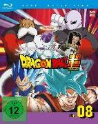 Cover-Bild zu Dragon Ball Super - Box 8 - Episoden 113-131 von Chioka, Kimitoshi (Prod.)