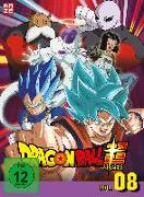 Cover-Bild zu Dragon Ball Super - DVD Box 8 (3 DVDs) - Episoden 113-131 von Chioka, Kimitoshi (Hrsg.)