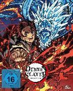 Cover-Bild zu Demon Slayer - Staffel 1 - Vol.4 - Blu-ray von Kondo, Hikaru (Hrsg.)