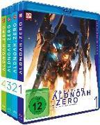 Cover-Bild zu Aldnoah.Zero - 1. Staffel - Gesamtausgabe - Blu-ray Box von Aoki, Ei (Prod.)