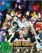 Cover-Bild zu My Hero Academia - The Movie: Heroes Rising - Steelbook Blu-ray [Limited Edition] von Nagasaki, Kenji (Prod.)