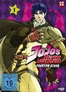 Cover-Bild zu Jojo's Bizarre Adventure - 1. Staffel - DVD 1 von Suzuki, Kenichi