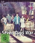 Cover-Bild zu Seven Days War - Blu-ray - Deluxe Edition (Limited Edition) von Murano, Yuta