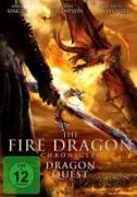 Cover-Bild zu The Fire Dragon Chronicles: Dragon Quest von Atkins, Mark (Prod.)