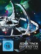 Cover-Bild zu STAR TREK: Deep Space Nine - Complete Boxset von Brooks, Avery (Schausp.)