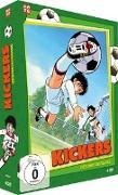 Cover-Bild zu Kickers - Slimpackbox (Episoden 1-26) von Sugino, Akira (Prod.)