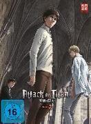 Cover-Bild zu Attack on Titan - 2. Staffel - DVD 2 von Araki, Tetsuro (Hrsg.)