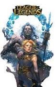 Cover-Bild zu Shafer, Odin Austin: League Of Legends: Ashe - Warmother