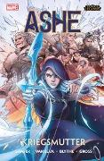 Cover-Bild zu Shafer, Odin Austin: League of Legends: Ashe - Kriegsmutter