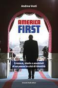 Cover-Bild zu America First von Vosti, Andrea