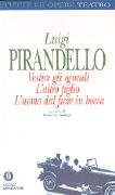 Cover-Bild zu Vestire gli Ignudi l' Altro Figlio l'Uomo von Pirandello, Luigi
