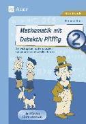 Cover-Bild zu Mathematik mit Detektiv Pfiffig Klasse 2 von Wehren, Bernd