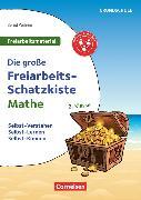Cover-Bild zu Freiarbeitsmaterial für die Grundschule - Mathematik. Klasse 2 - Die große Freiarbeits-Schatzkiste von Wehren, Bernd