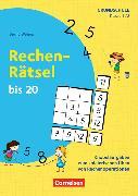 Cover-Bild zu Rechen-Rätsel 1./2. Schuljahr. Rechen-Rätsel bis 20. Kopiervorlagen von Wehren, Bernd