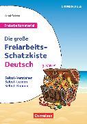 Cover-Bild zu Freiarbeitsmaterial für die Grundschule - Deutsch. Klasse 3 - Die große Freiarbeits-Schatzkiste von Wehren, Bernd