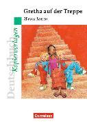 Cover-Bild zu Hanna Jansen: Gretha auf der Treppe. Kopiervorlagen von Wehren-Zessin, Heike