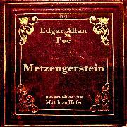 Cover-Bild zu Metzengerstein (Audio Download) von Poe, Edgar Allan
