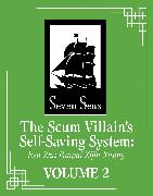 Cover-Bild zu Mo Xiang Tong Xiu: The Scum Villain's Self-Saving System: Ren Zha Fanpai Zijiu Xitong (Novel) Vol. 2