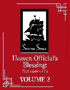 Cover-Bild zu Mo Xiang Tong Xiu: Heaven Official's Blessing: Tian Guan Ci Fu (Novel) Vol. 2