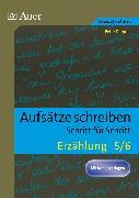 Cover-Bild zu Erzählung Klasse 5-6 von Diepold, Peter